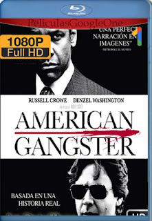Gangster Americano [2007] [1080p BRrip] [Latino-Inglés] [GoogleDrive] RafagaHD