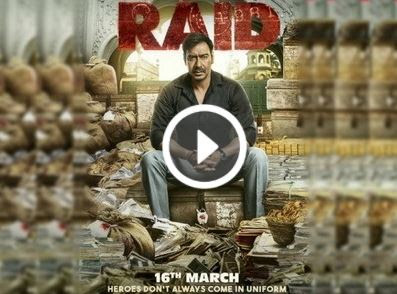 Raid (2018) Full Movie Collection Report Worldwide Review