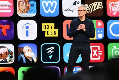 Apple rejected 1 million new apps in 2020