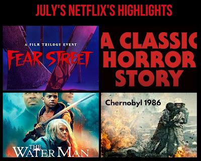 Os Destaques da Netflix Para Julho de 2021