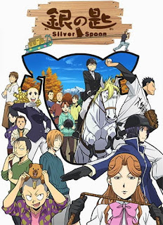 Gin no Saji 2 (Silver Spoon 2)