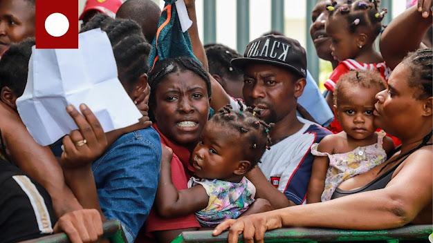 Biden intensificará deportación de haitianos por aumento de migrantes