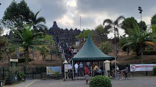 Kemegahan Candi Borobudur