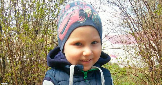 Ушел от нас 6-летний Святослав, спасший дедушку из горящей бани