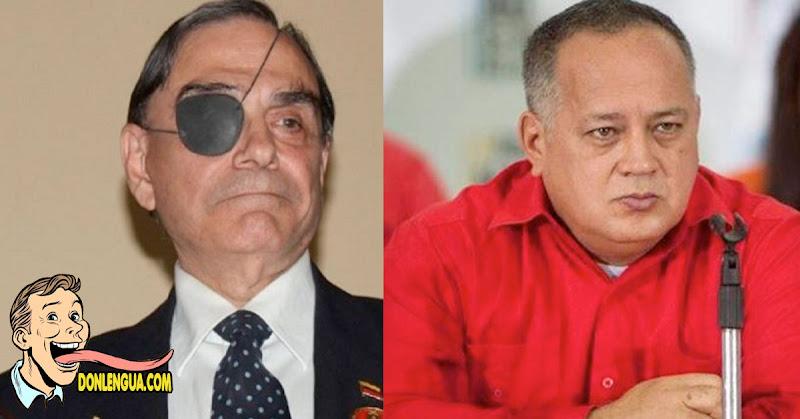 """Walter """"Botao"""" Martinez asegura que a Diosdado la oposición le inoculó el virus"""