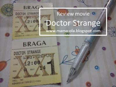 review movie Doctor Strange