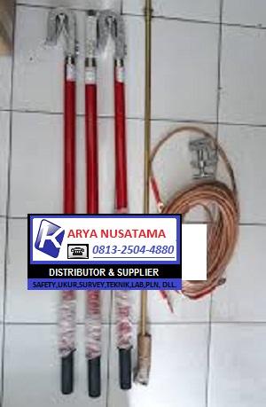 Jual Blitz Grounding Stick 70kv 3PC @ 120CM di Madiun