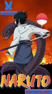 Wallpaper Hp sasuke