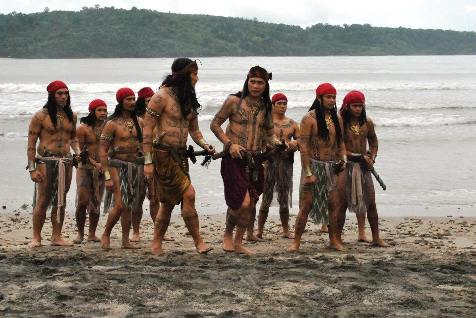 Visayan Raiders   the indefinite transition of perceived realities