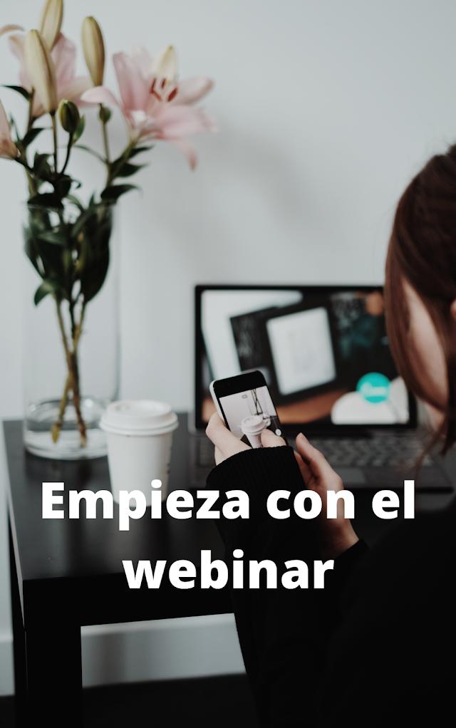 PLR En Español - Empieza con el webinar