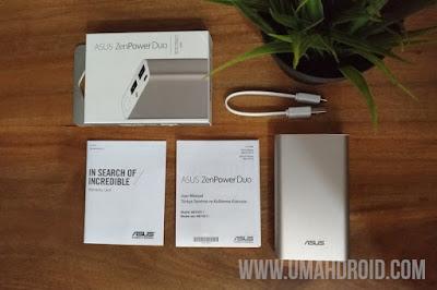 Unboxing Asus ZenPower Duo 10050mAh