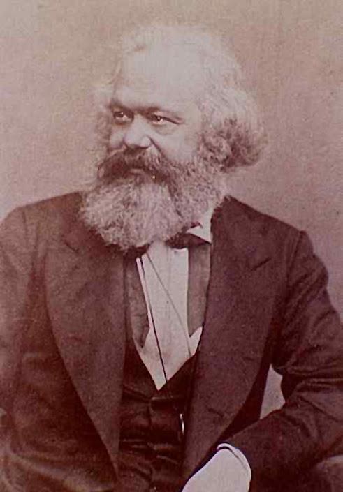 Karl Marx, membro do Comitéi Revolucionário da Comuna