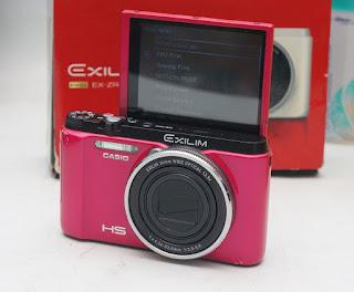 Jual Casio Exilim EX-ZR1500 Bekas