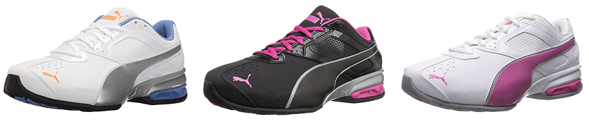 Puma Tazon 6 Cross Trainers for only $37 (reg $70)