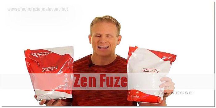 Zen Fuze Jeunesse. Come Funziona?