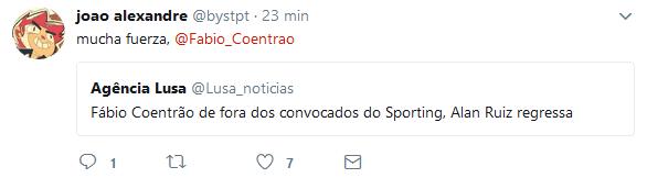 Feito de Sporting