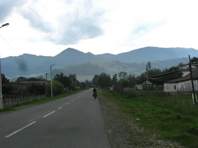 в горы на велосипеде