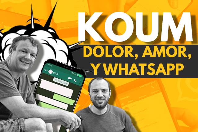 historia de éxito del creador de whatsapp