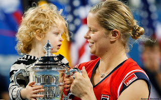 3- Kim Clijsters: Former World no.1 announces return to tennis 7 years after retirement