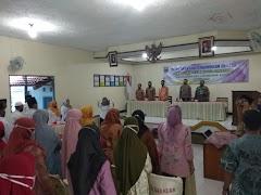 Kapolsek LImpung Bersama Forkopimcam Hadiri Pelantikan Perangkat Desa Babadan
