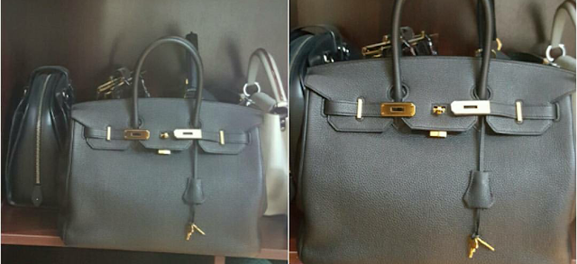 Linda Ikeji Hermes bag fight
