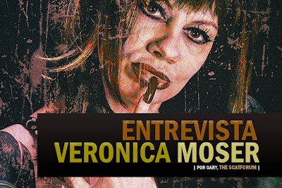 entrevista com atriz de fetiche scat chamada veronica moser