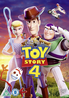 Toy Story 4 |2019| |DVD| |NTSC| |R1| |Latino|