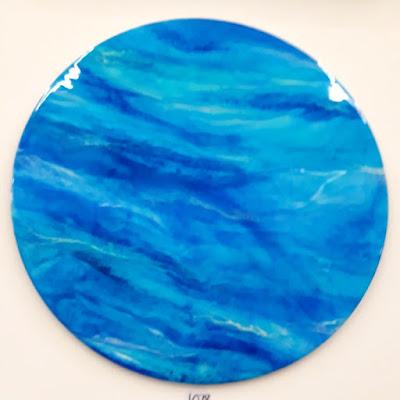 Monochrome blue art - Home Is Where The Art Is - Zeitz MOCAA
