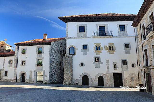 Palacio de Gastañaga de Llanes
