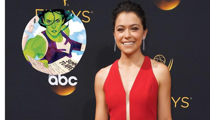 Tatiana Maslany será She-Hulk en la serie del UCM