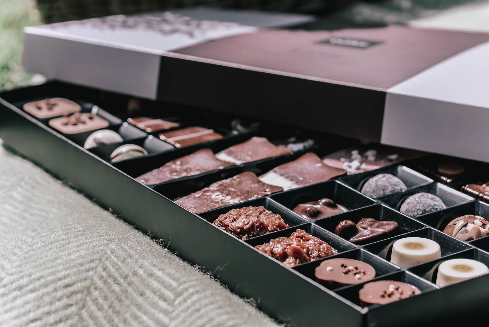 Hotel Chocolat The Everything Deluxe Chocolate Box