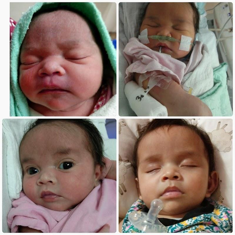 Kisah Lulu Nafisah Di Awal Kelahiran