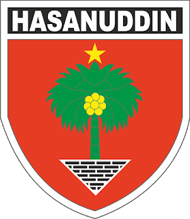 Download Logo Kodam Xiv Hasanuddin Makassa PNG