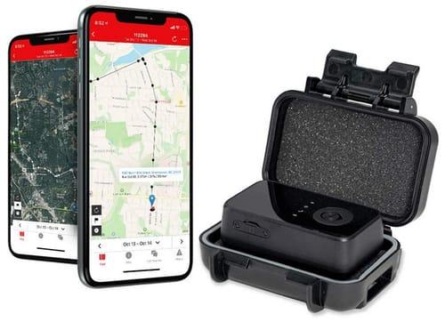 Logistimatics 4G Pocket GPS Tracker for Vehicles