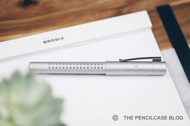 REVIEW: FABER-CASTELL GRIP 2011 FOUNTAIN PEN
