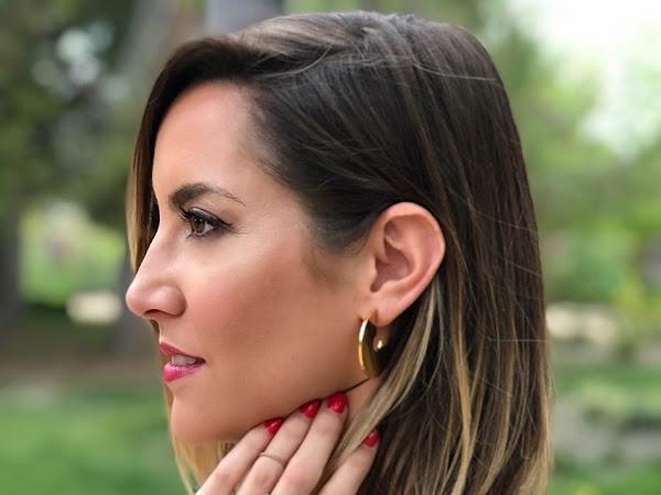 PDPAOLA WOLFNOIR EARRINGS