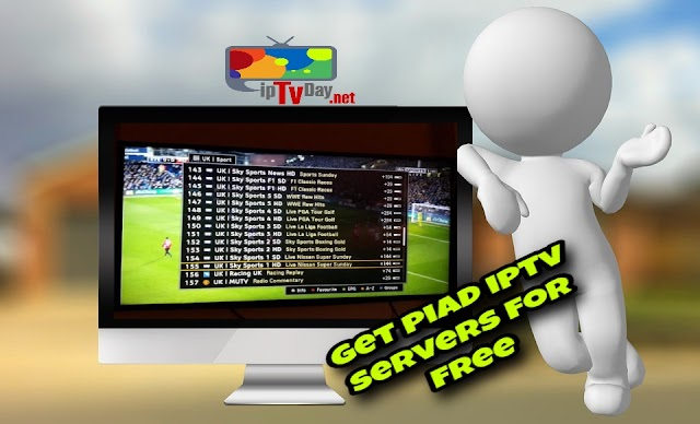 IPTV (Internet Protocol television) IPTV SERVERS  FOR FREE 01-06-2019 ★Daily Update 24/7★