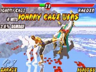 Download Mortal Kombat Deadly Alliance GBA 11 MB