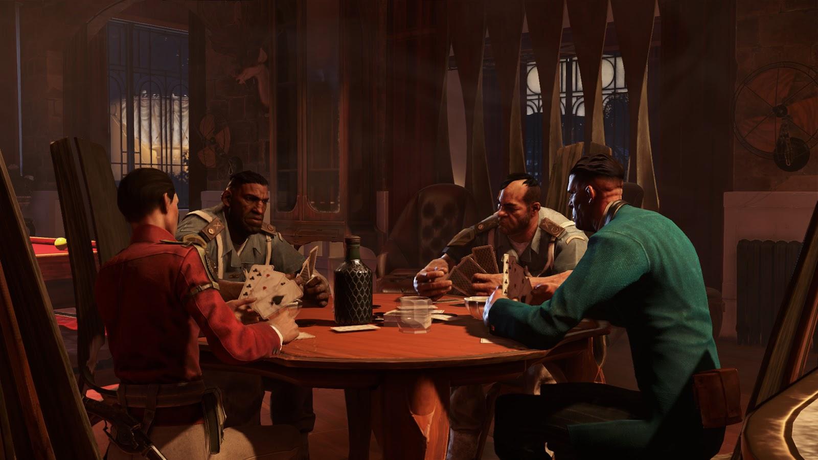 Dishonored 2 ESPAÑOL PC (STEAMPUNKS) + REPACK 8 DVD5 (JPW) 8