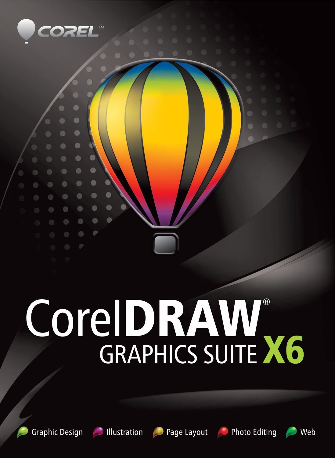 Coreldraw graphics suite x6 full software, free download