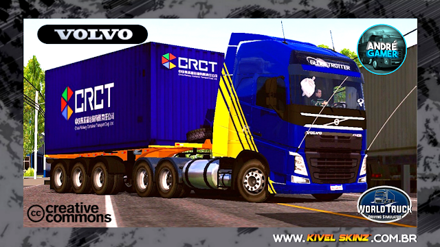 VOLVO FH16 750 - CRCT