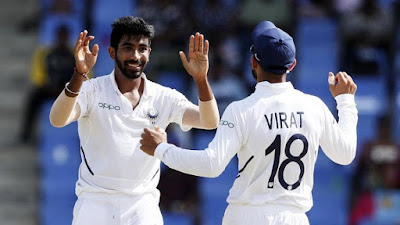 Ind tour of WI 2019 2nd Test Match Cricket Win Tips