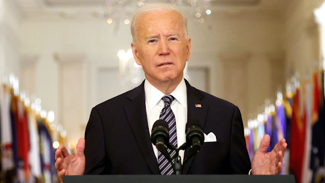 Biden Threatens More 'Restrictions,' Warns There Will Be Things You 'Cannot Do Once Fully Vaccinated'