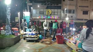 Palladium Night Market Bangkok