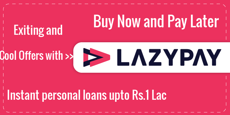 Lazypay Payment, Lazypay Offers, Lazypay Personal Loan, Lazypay Customer Care Contact Number, Lazypay Limit.