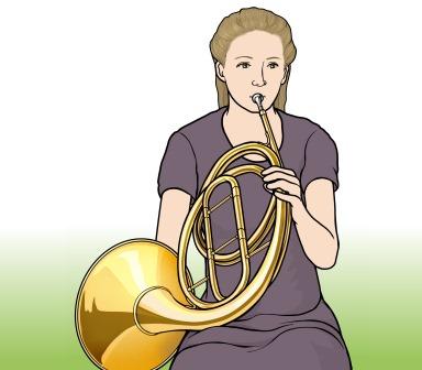 natural horn ナチュラルホルン
