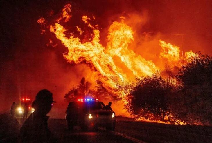 Pareja causa incendio en EUA y puede ser sentenciada