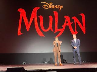Mulan D23 Expo 2019