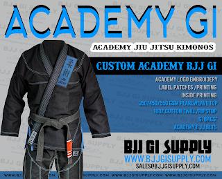 Academy Jiu Jitsu Kimono
