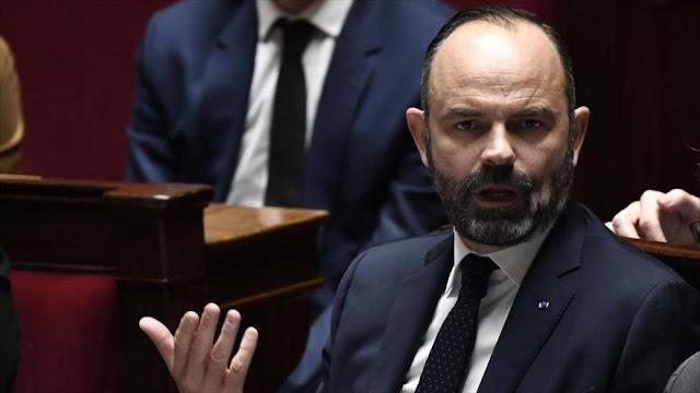 Francia retira edad fija de jubilación de la reforma de pensiones